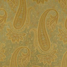 Blue Grass Decorator Fabric by RM Coco