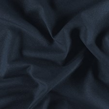 Blue Plain Decorator Fabric by JF