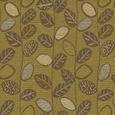 Citron Botanical Decorator Fabric by Kravet