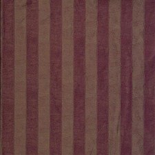 Wine Stripes Decorator Fabric by Groundworks