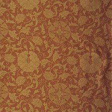 Red Silk Decorator Fabric by Lee Jofa
