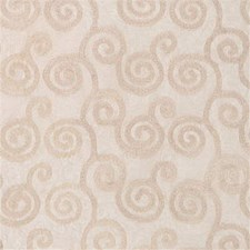Cream Decorator Fabric by Groundworks