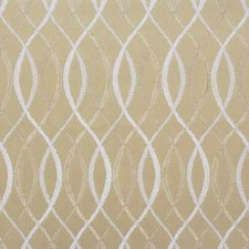 Beige/Snow Modern Decorator Fabric by Groundworks