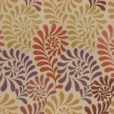 Brights Embroidery Decorator Fabric by Groundworks