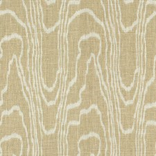 Pearl/Beige Modern Decorator Fabric by Groundworks