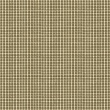 Mocha Contemporary Decorator Fabric by Groundworks
