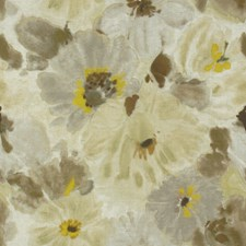 Twilight Botanical Decorator Fabric by Groundworks