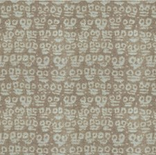 Grey Geometric Decorator Fabric by Groundworks