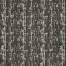 Soot Modern Decorator Fabric by Groundworks