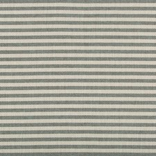 Navy Stripes Decorator Fabric by Groundworks