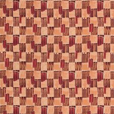 Fiery Modern Decorator Fabric by Groundworks