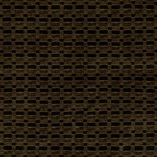 Shadow/Charcoal Modern Decorator Fabric by Groundworks