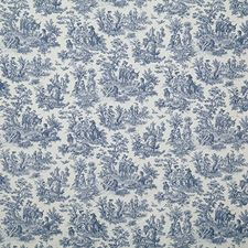 Indigo Traditional Decorator Fabric by Pindler
