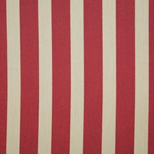 Berry Stripe Decorator Fabric by Pindler