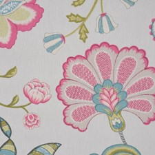 Pink Decorator Fabric by RM Coco