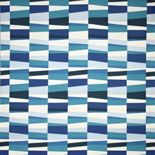 Surf Decorator Fabric by Silver State
