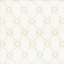 Snowflake Decorator Fabric by Kasmir