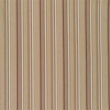 Cream Stripes Decorator Fabric by G P & J Baker