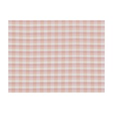 Blush Plaid Decorator Fabric by Brunschwig & Fils