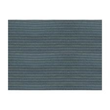 Dusty Blue Stripes Decorator Fabric by Brunschwig & Fils