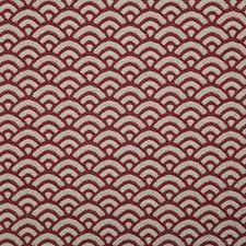 Cardinal Contemporary Decorator Fabric by Pindler