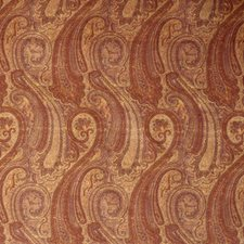 Clay Paisley Decorator Fabric by Lee Jofa