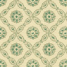 Blue/Green Diamond Decorator Fabric by Kravet