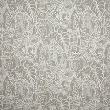 Natural Crewel Decorator Fabric by Pindler