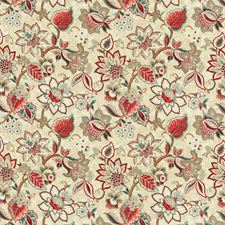 Strawberry Decorator Fabric by Kasmir