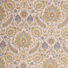 Golden Decorator Fabric by RM Coco