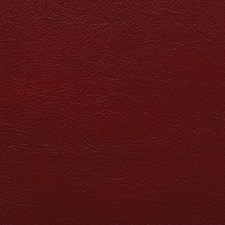L-Portofin-Scarlet Leather Decorator Fabric by Kravet