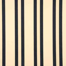 Navy Stripes Decorator Fabric by Baker Lifestyle