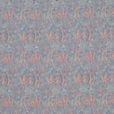 Chambray Blue Decorator Fabric by Ralph Lauren