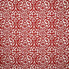 Red Damask Decorator Fabric by Pindler