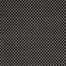 Grey/Silver Geometric Decorator Fabric by Kravet