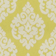 Lemon Drop Ikat Decorator Fabric by Kravet