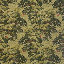 Mansfield Linen-Woodlan Botanical Decorator Fabric by Lee Jofa