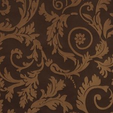 Chocolate Decorator Fabric by RM Coco