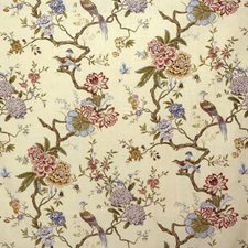 Stone Print Decorator Fabric by G P & J Baker