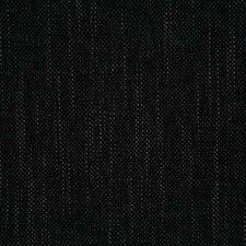 Black Solid Decorator Fabric by Pindler