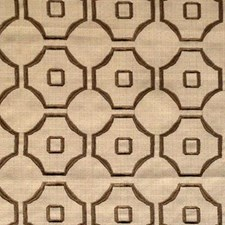 Off White Decorator Fabric by RM Coco