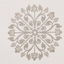 Platino Damask Decorator Fabric by Pindler