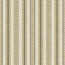 Stone/Grey Stripes Decorator Fabric by Baker Lifestyle