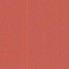 Coral Red Decorator Fabric by RM Coco
