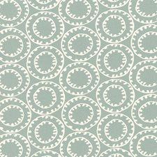 Iceberg Blue Decorator Fabric by Kasmir