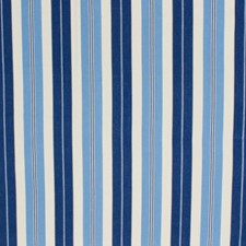 Admiral Blue Decorator Fabric by RM Coco