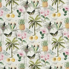 Tropical Print Decorator Fabric by Baker Lifestyle