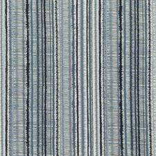 Indigo Print Decorator Fabric by Baker Lifestyle