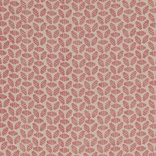 Fuchsia Animal Decorator Fabric by Baker Lifestyle