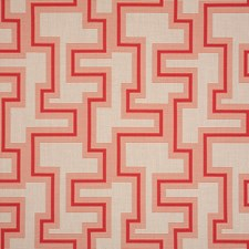 Coral Decorator Fabric by Silver State
